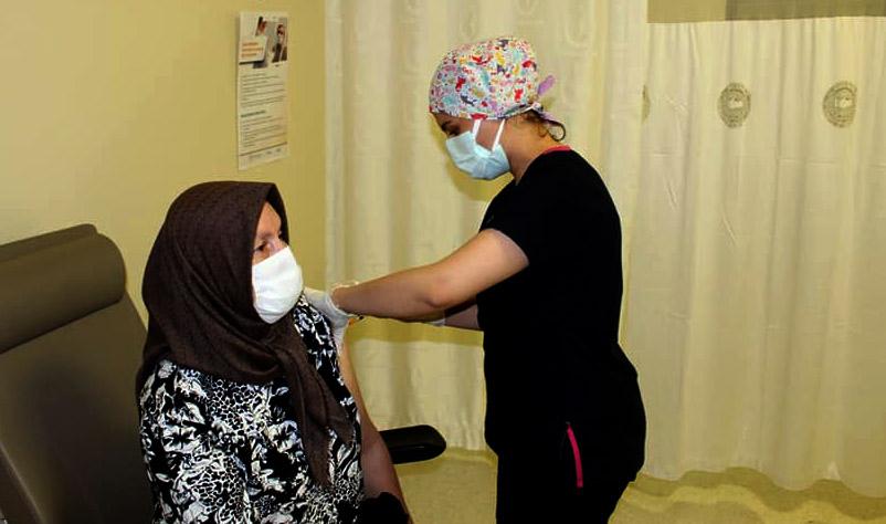 İsteyenin aşısı iftardan sonra