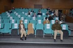 Sarıkaya'da AFAD semineri