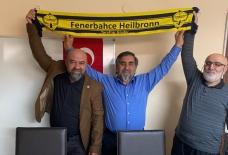 Fenerbahçeliler ziyaret etti