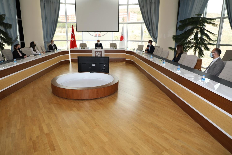 Yozgat'ın Tarihi ve kültürü' toplantısı düzenlendi