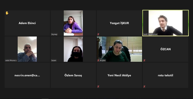 İŞKUR'dan insan kaynakları platformu etkinliği