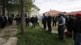 Vali Polat'ın bu haftaki durağı Derbent Köyü