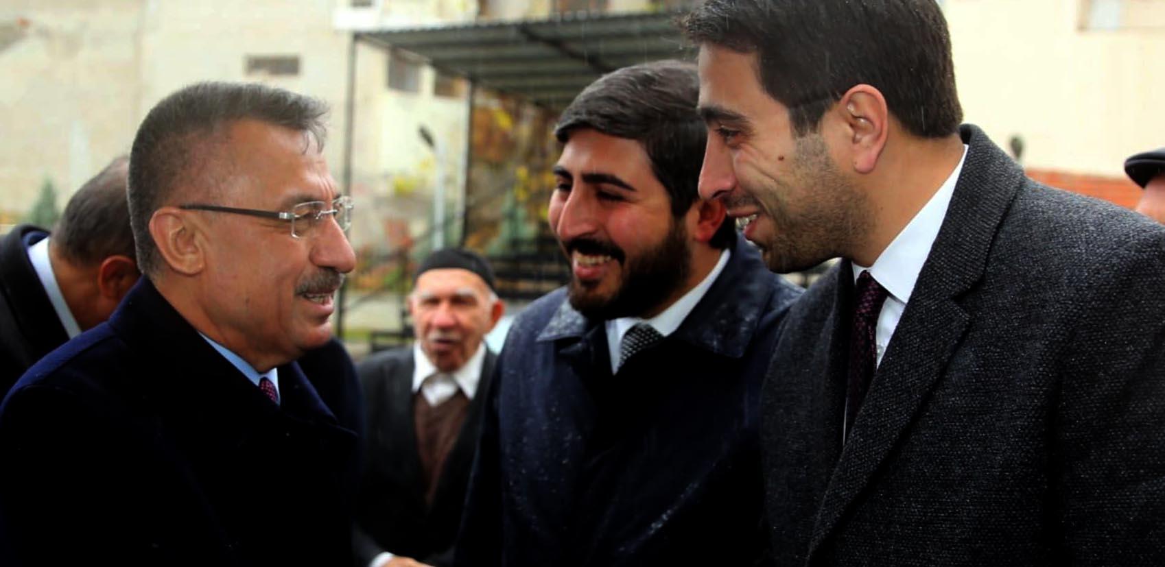 AK Parti İl Gençlik Kollarında Taşdemir dönemi