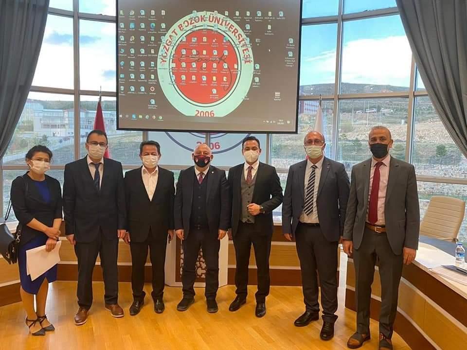 Bozok Üniversitesinden maaş promosyon anlaşması