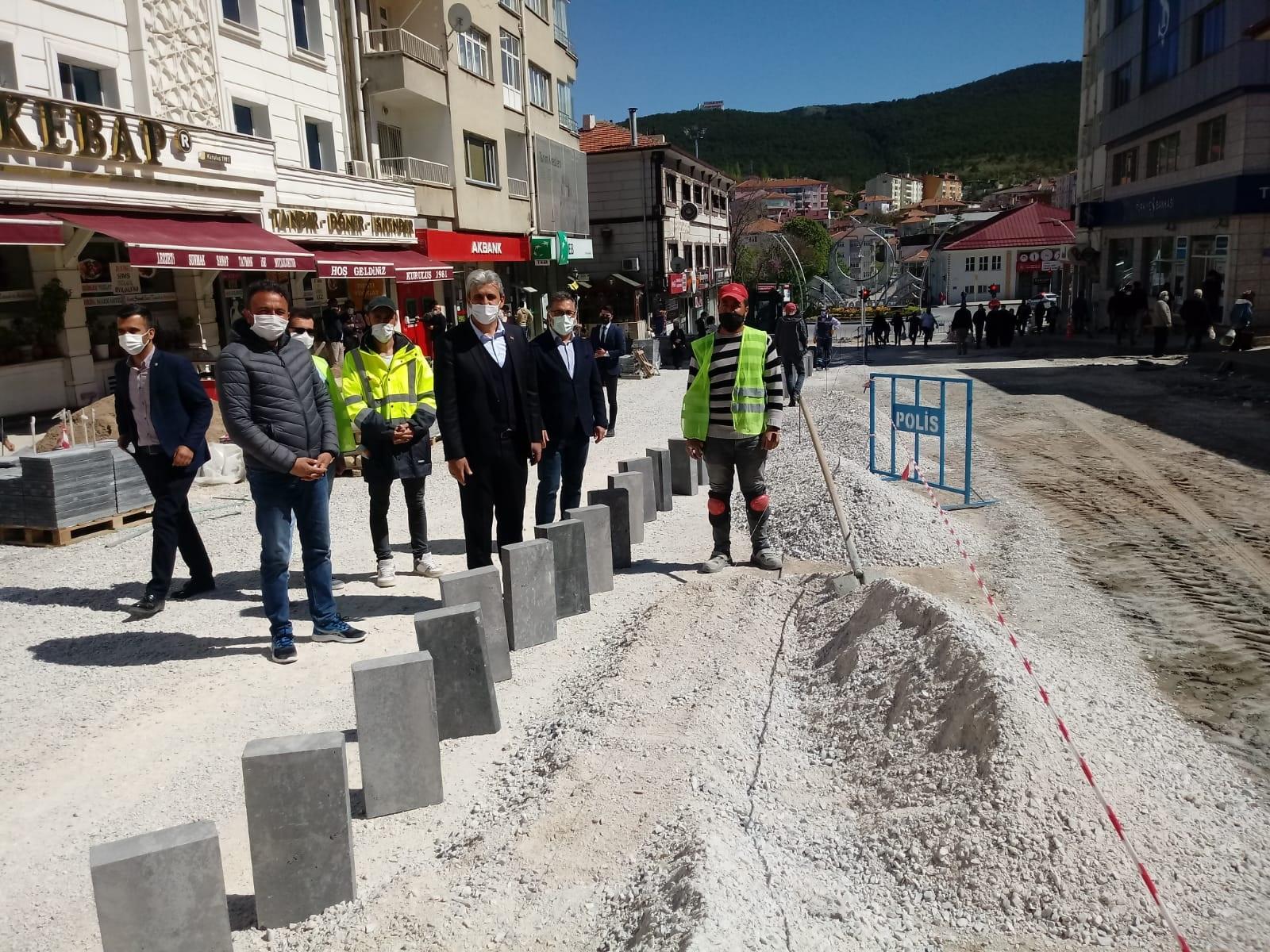 Köse: Tüm mesaimizi Yozgat'ımız için harcıyoruz