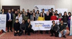'İş'te Genç İş'te Yozgat Projesi' tamamlandı