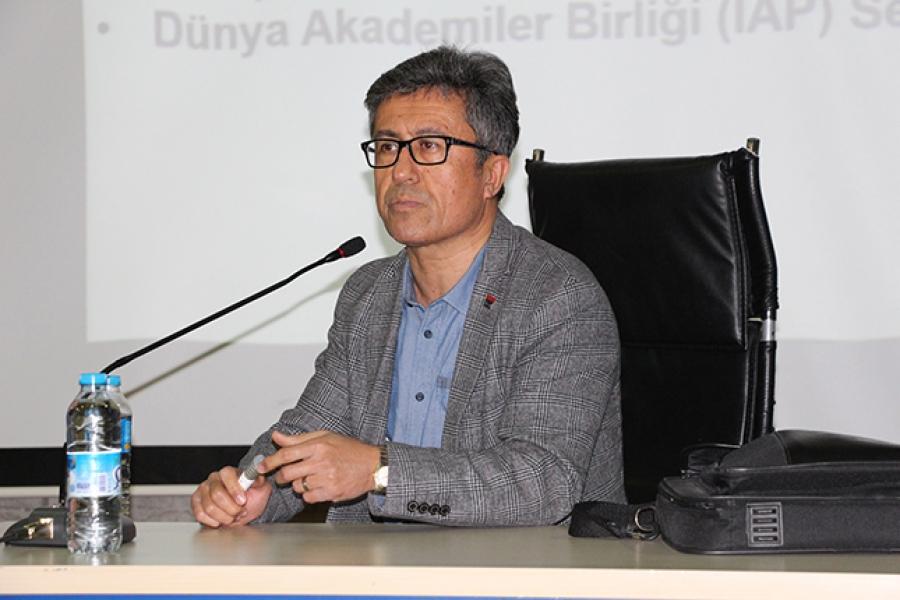 Prof. Dr Demirer: Mutlaka aşı olalım