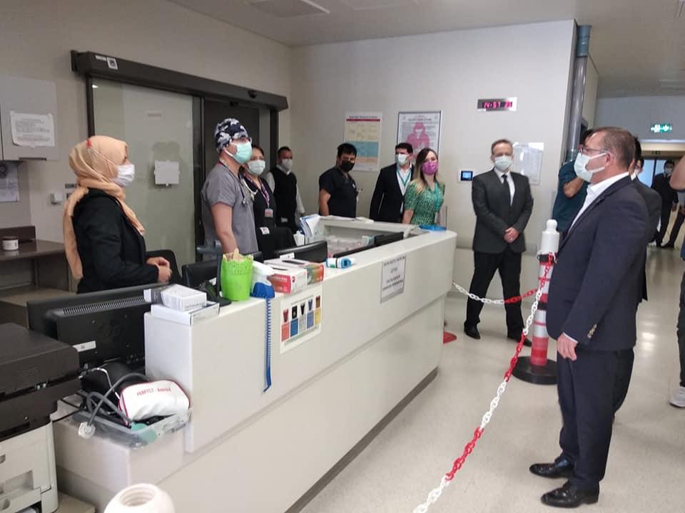 Vali Polat bayramlarını kutladı