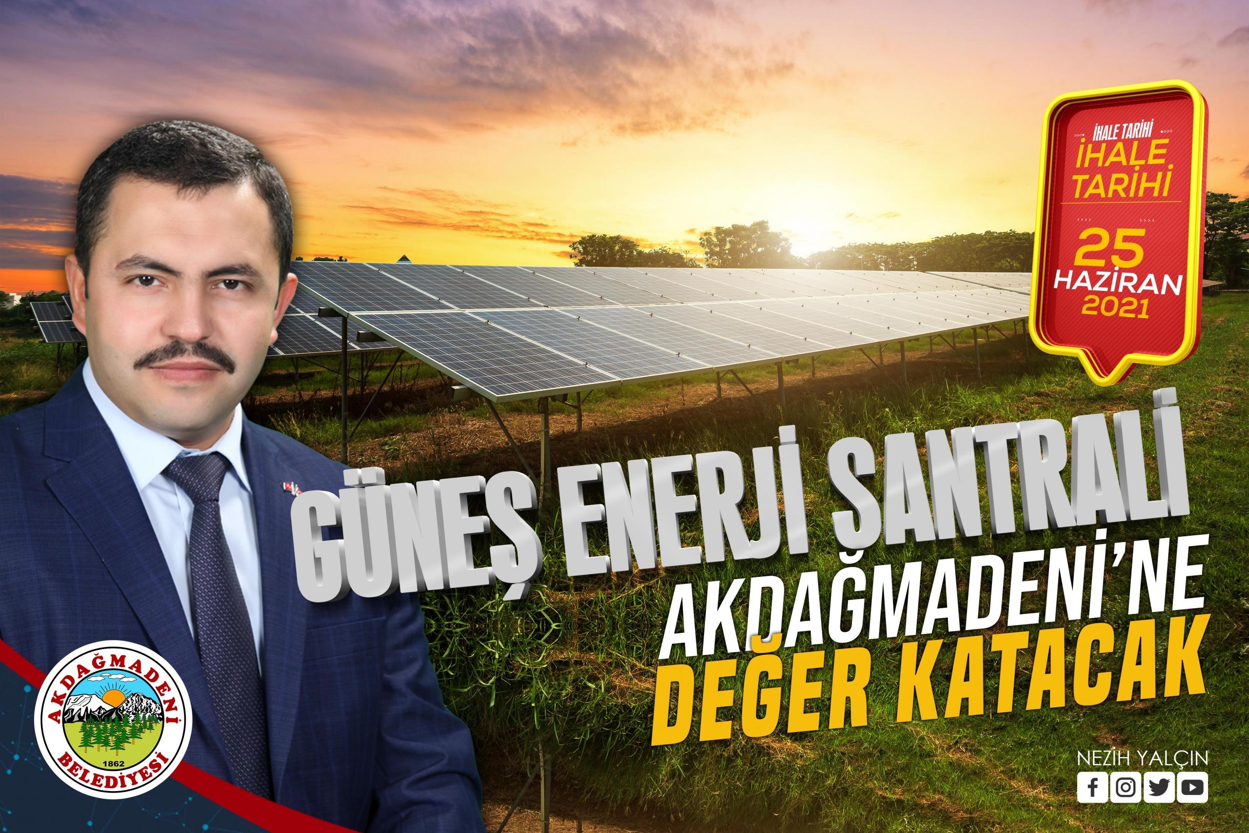 Güneş enerji santrali değer katacak