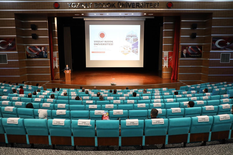 Yozgat Bozok üniversitesi tanıtıldı