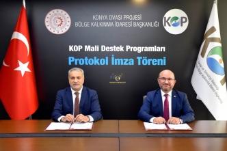 Endüstriyel Kenevir eğitim projesi için imzalar atıldı