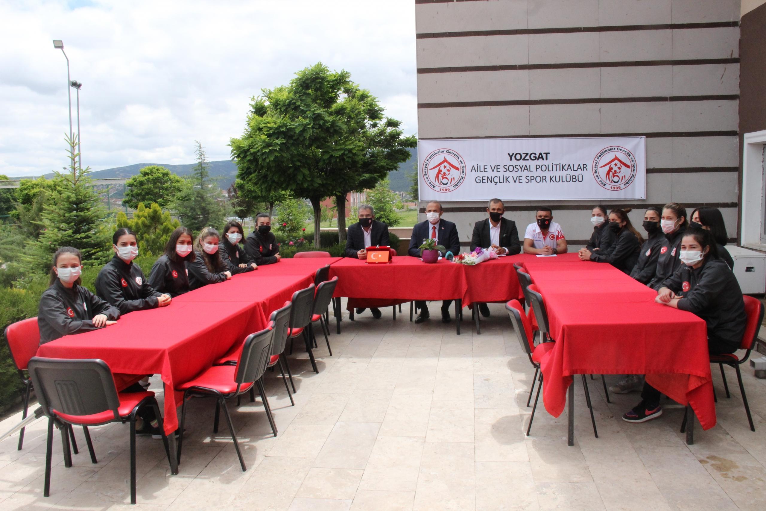ASF'den Bilgilendirme toplantısı