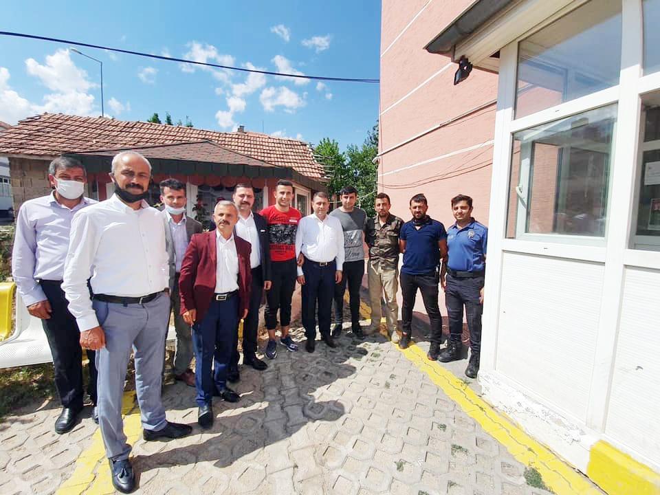 MHP halkla kucaklaşıyor