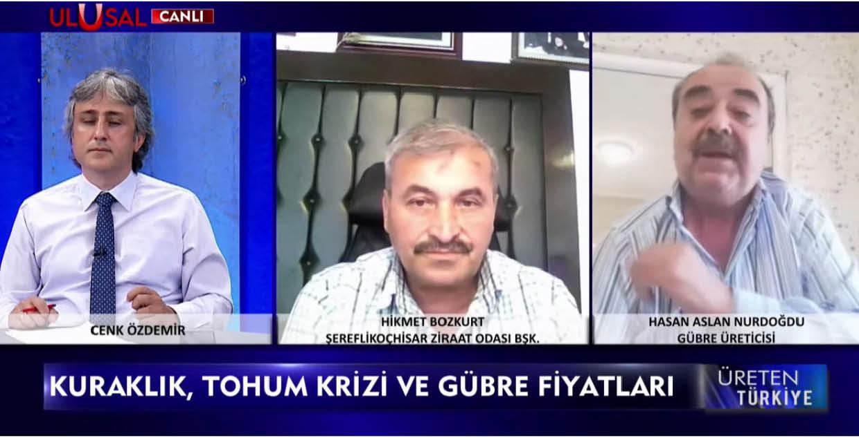 H. Aslan Nurdoğdu 'Kral çıplak'