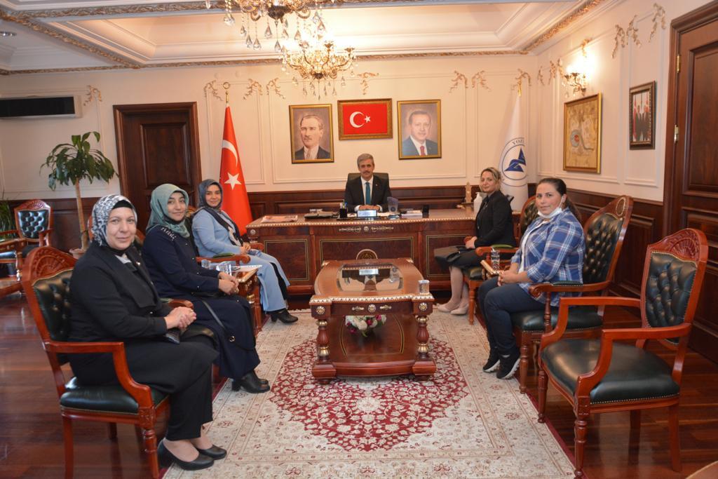 Yozgat Belediyesi ortak oldu