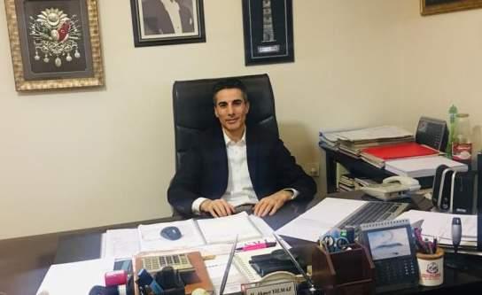 Başkan Yılmaz, Yozgat eğitimine katkısını sürdürüyor