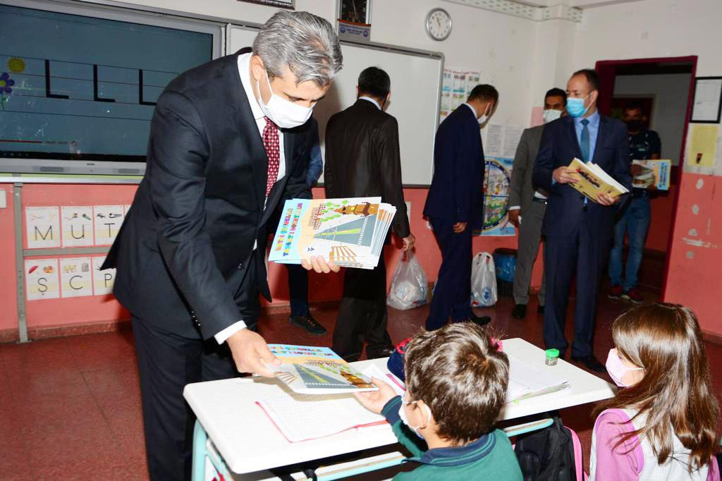 Yozgat Belediyesi'nden eğitme destek