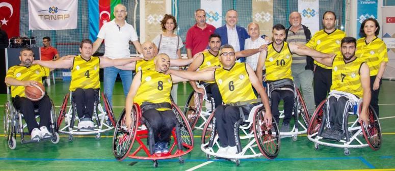 Engelliler Umut Spor Kulübü hazırlıklara başladı