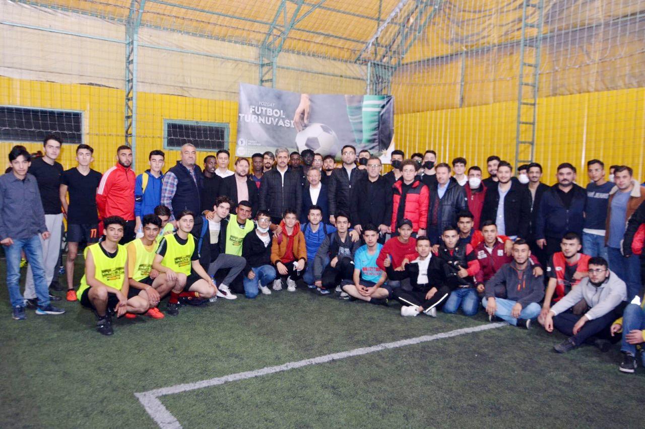 AK Gençlik Yozgat Turnuvası başlıyor