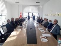 İlçe Müftüleri Şefaatli'de toplandı