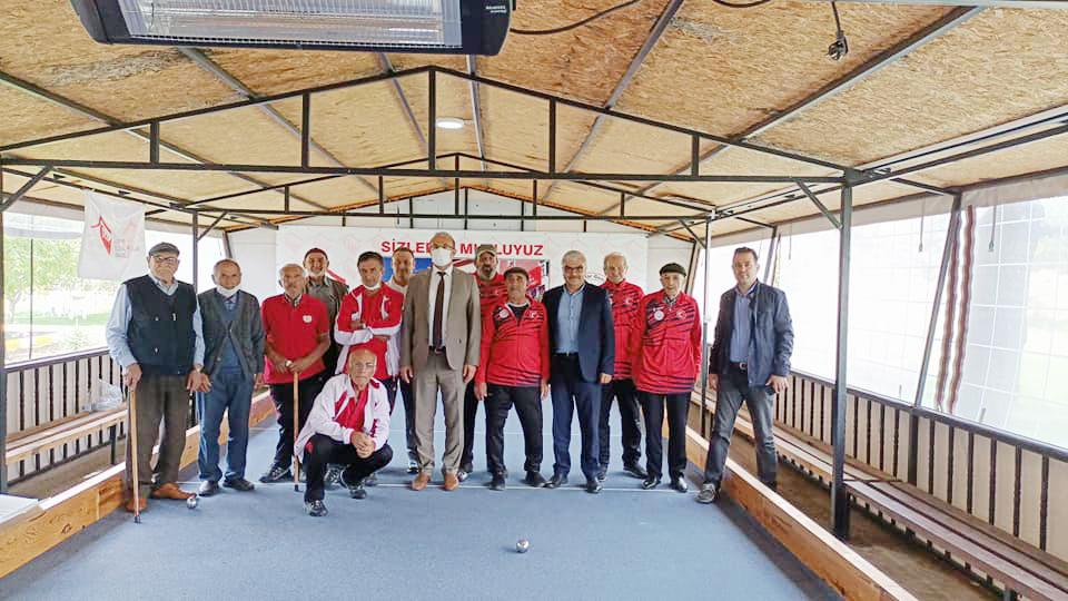 Yaşlı kurtlar Antalya'da Yozgat'ı temsil edecek