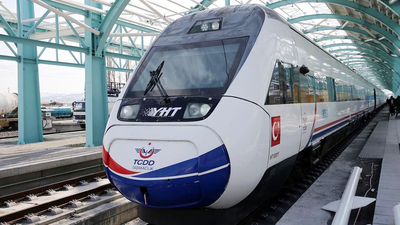 TSO'dan Hızlı Tren Raporu