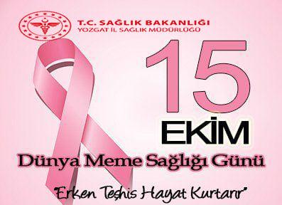 Meme kanseri en sık görülen kanser türüdür