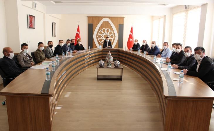 Saraykent'te 338 öğrenci Kovid aşısı oldu